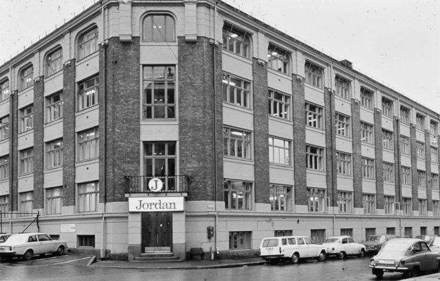 Jordan factory