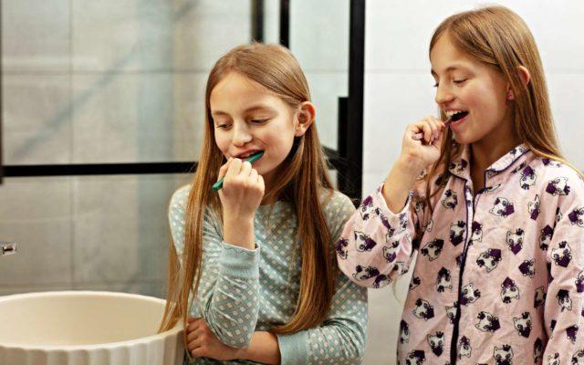 Miljøvennlig tannbørste for barn: Green Clean Kids
