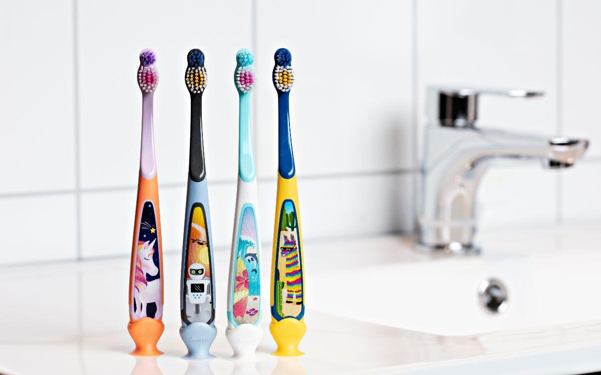 Jordan Kids Toothbrushes