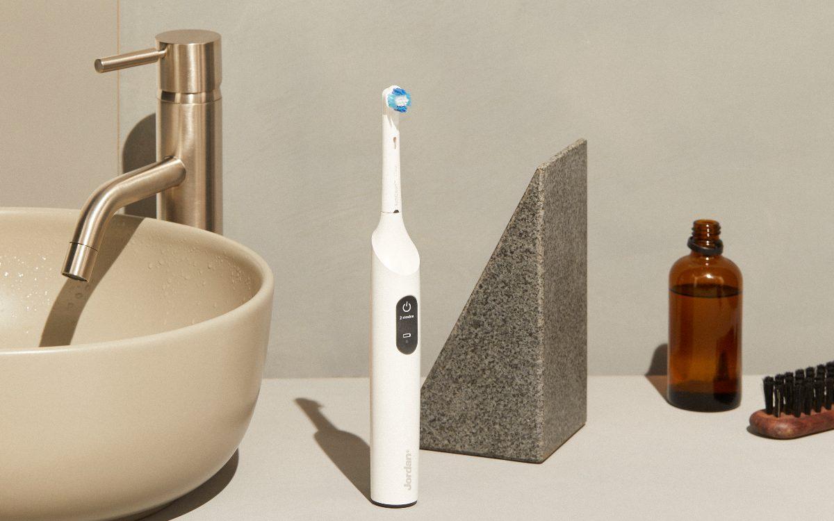 elektrisk tannbørste fra Jordan