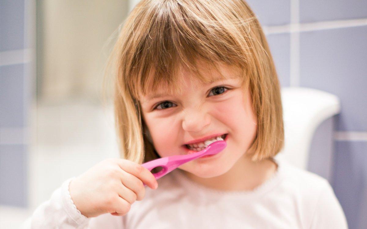 Tannpuss for barn i ulike aldre