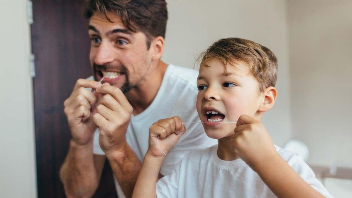 Tanntråd- to grunner til å bruke tanntråd